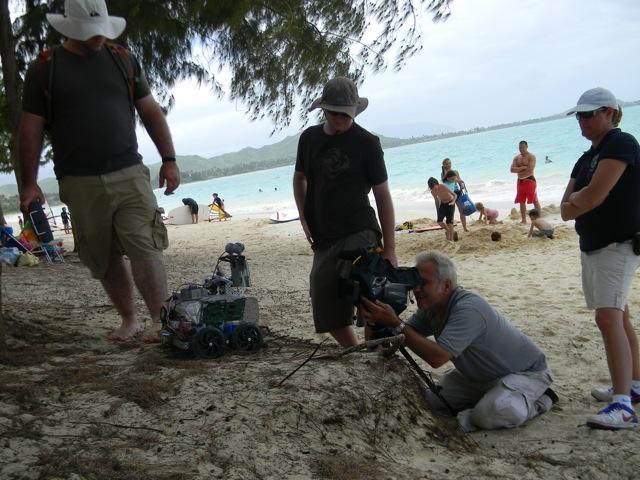 Department of Defense shoot, Hawaii 2011